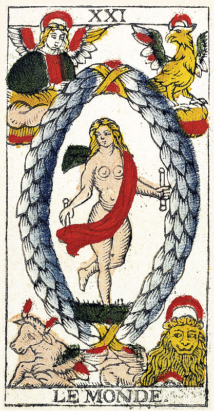 Le tarot de Marseille, instrument de transformation
